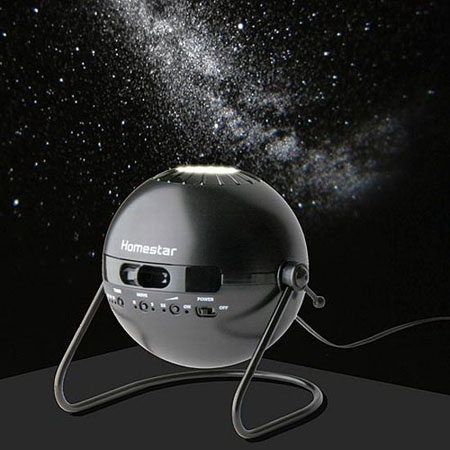 Homestar Optical Star Projection System Brings Star into Your Living Room