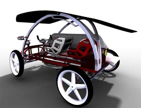 Jaambaaro: An Ambulance Rickshaw by Benoit Angibaud