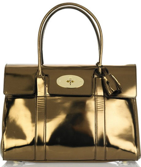 Elite Handbag: Mulberry Mirrored Bayswater Bag