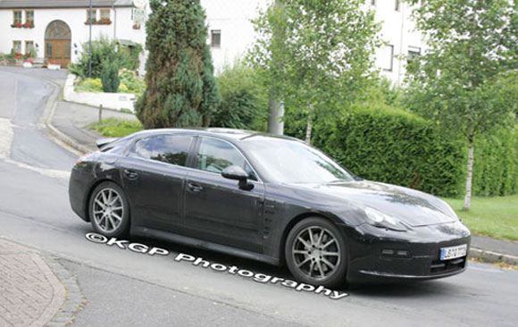 2011 Porsche Panamera is the World's Most Expensive Hybrid