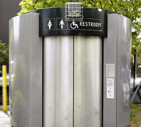 Elite Find of the Day: $89,000 Public Toilet from Seattle Reaches eBay