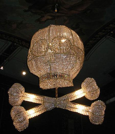 Customized Chandeliers from Rock & Royal