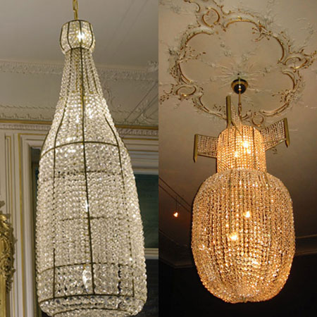 Customized Chandeliers