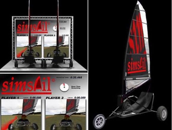 SimSail Sailing Simulator