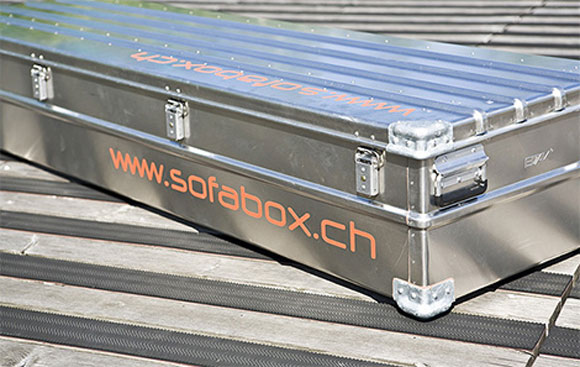 SofaBox: Literally Sofa Within a Box