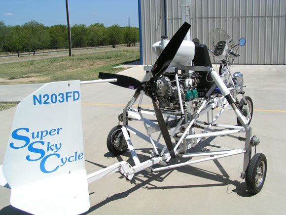 Super Sky Cycle