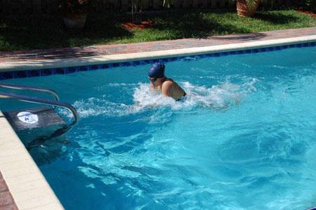 Swimmill