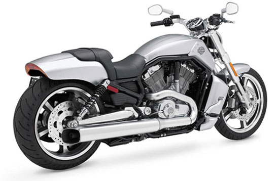 2009 Harley Davidson V-Rod Muscle Costs $18,000