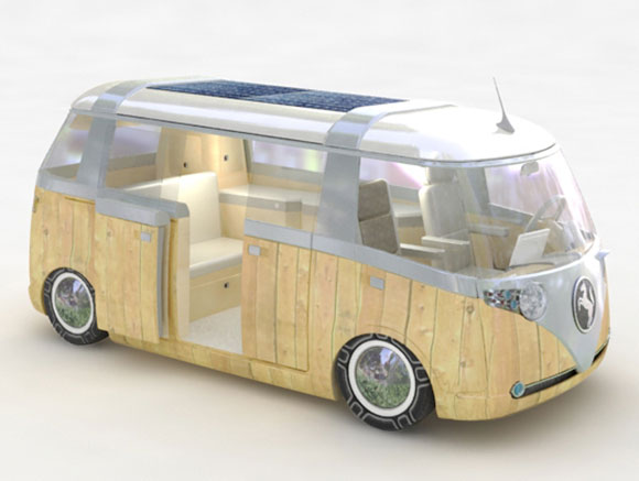 Westfalia Verdier Solar Powered Camper Eyes Manufacturer!, Westfalia verdier camper, solar powered, ecological, solar powered Camper, camping, concept, travel, sun tracker, Westfalia Verdier Solar Powered Camper, Canadian prototype, vehicle, ecofriendly
