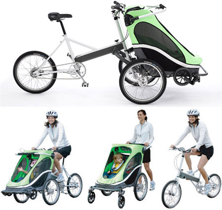 Zigo Bike For Outgoing Moms!