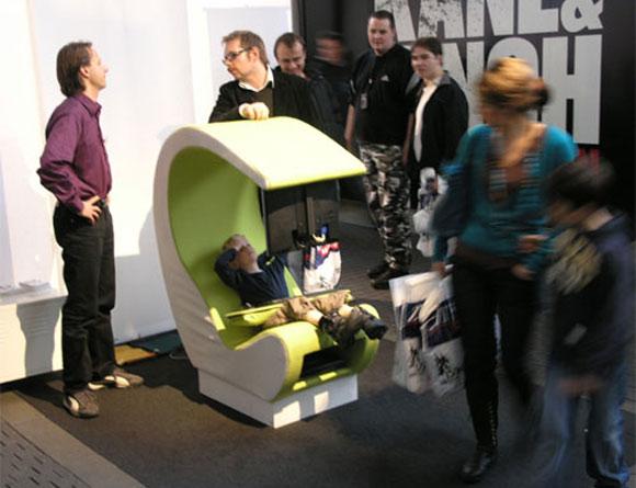 Media Chair
