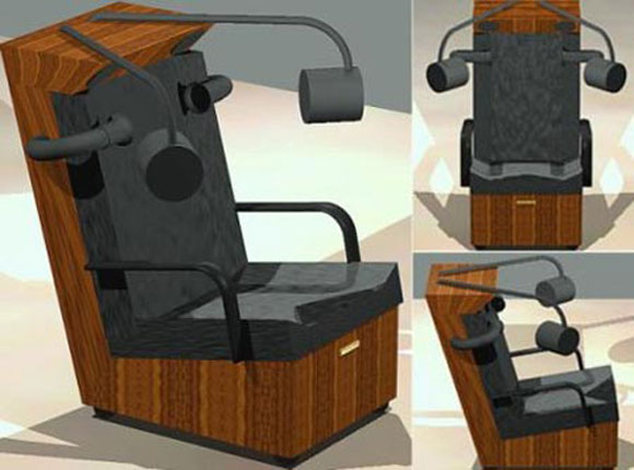 D+S Surround Sound Chair