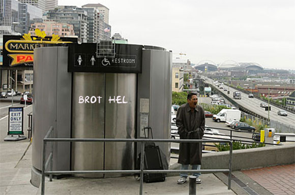 Seattle Sells Off $5 mn Automated Public Restrooms for $12,549