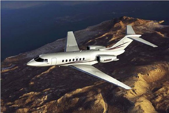 $21 Million Hawker 4000 for Business Class