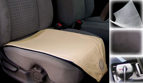 Suzukaze: Air-Conditioned Cushion from Kuchofuku