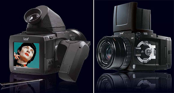 Leaf 56-megapixel AFi 10 Costs $43,675