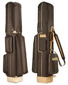 Louis Vuitton Golf Bag is the Most Expensive One