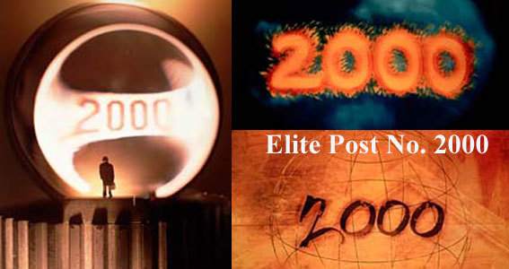 Elite Post No. 2000