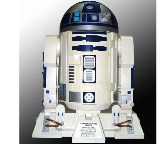 R2-D2 Mini Fridge