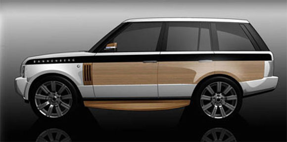 Range Rover: An Ultimate Coupe Yacht