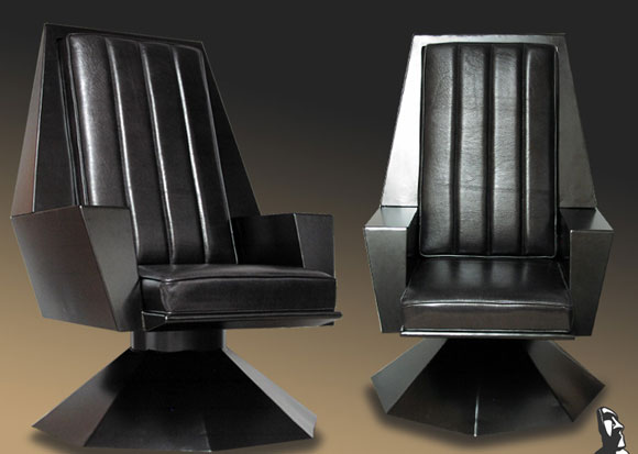 Elite Find of the Day: Limited Edition Sci-Fi Inspired Galactic Throne Costs $5000