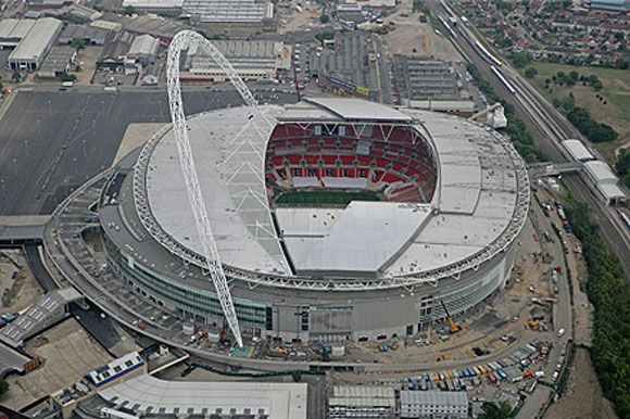wembley stadium Wembley Stadium is the Worlds Most Expensive One For $1.5 bn