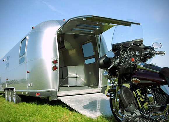 Airstream's New Hauler: PanAmerica