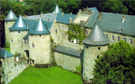 Medieval Castle out for sale for a pittance!