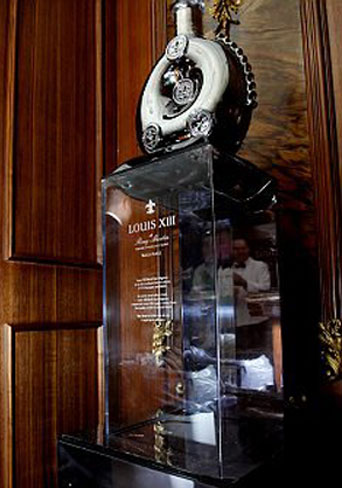 Louis XIII Black Pearl Magnum Bottle Demands $80,000