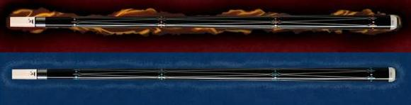 Limited Pool Cues out for a Style Stroke