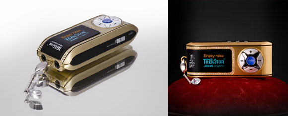 The Worlds Most Expensive MP3 Player