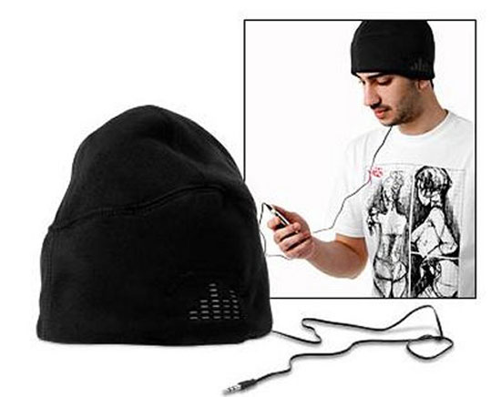 Chuck Your Ear Phones, Get iLogic Sound Hat
