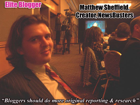 Elite Blogger: Rendezvous With Matthew Sheffield