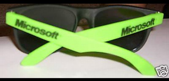 $173,000 Microsoft Sunglasses Invites Bill Gates at eBay
