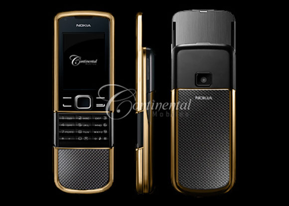 Nokia 8800 Carbon Arte: Luxury Hand Crafted for You!
