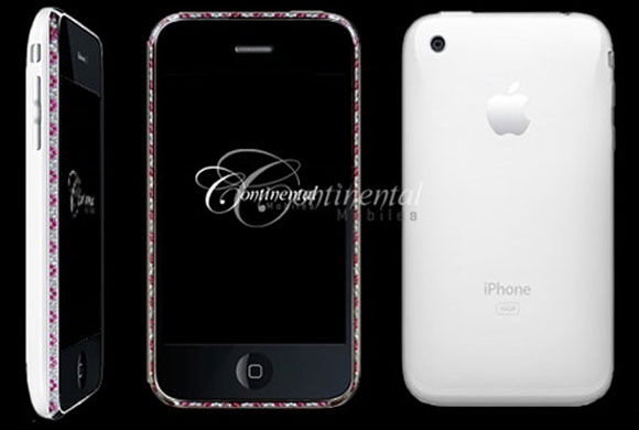 The Ornamented iPhone, Your New Jewel to Flaunt