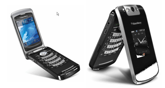 screenhunter RIM BlackBerry Pearl Flip 8220: Launched