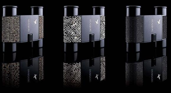 Get Dazzled by Swarovski Crystal Binoculars