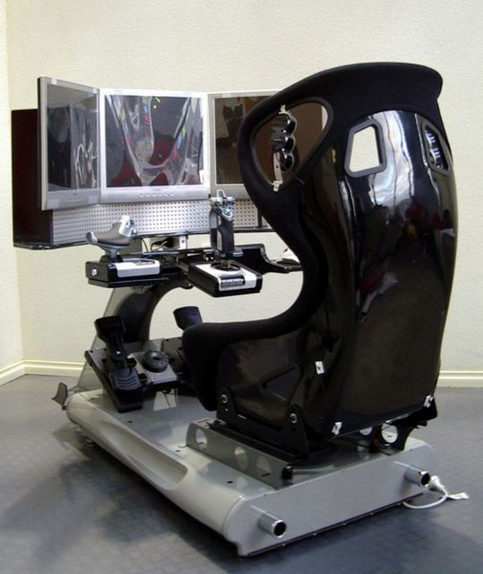 SX02 Flight Simulator: A never before experience