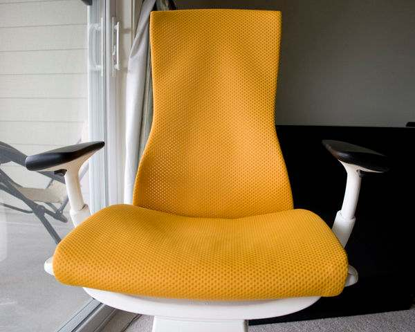 Herman Miller's Rib Like Chair Is A Good Fit