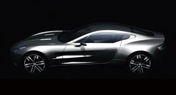 Aston Martin One 77:
