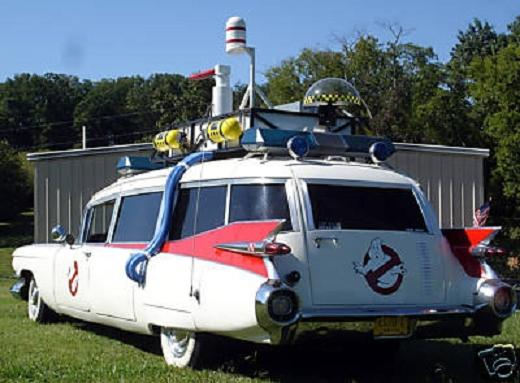 The Ghostbuster's Original Car Can Now Be In Your Driveway