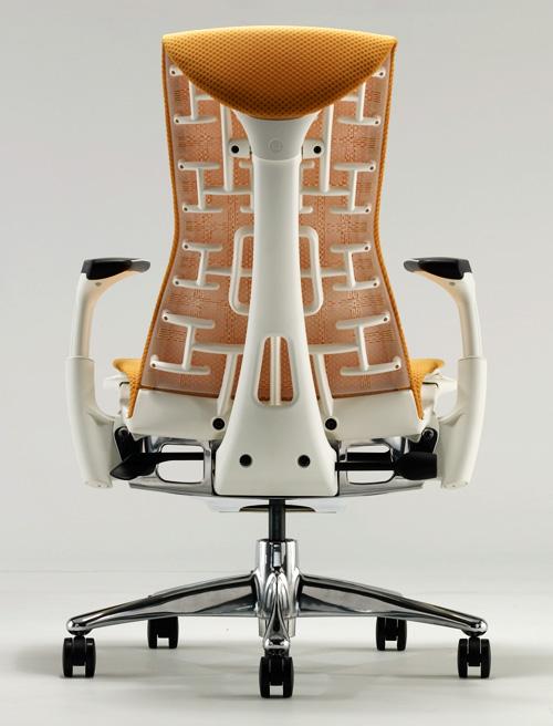 Rib-Like Chair