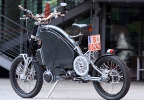 Most Expensive Electric Assist Bike by eROCKIT