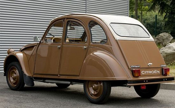 hermes citroen 2 Legendary Citroen Had A Designer Birthday