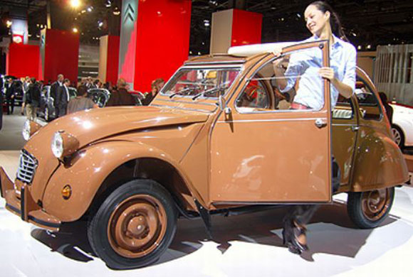 hermes citroen1 Legendary Citroen Had A Designer Birthday