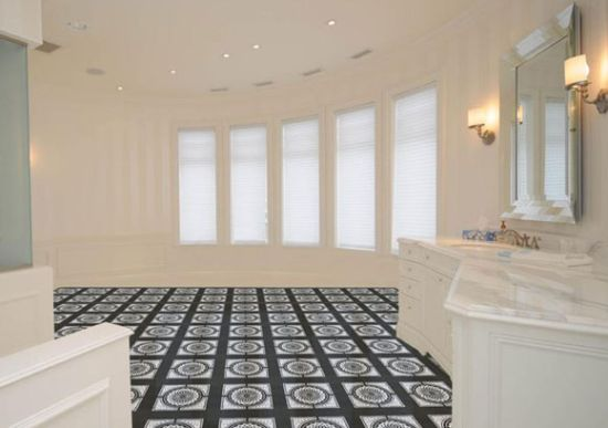LuxTouch Diamond Flooring and Tiles Offer a Rich Appeal