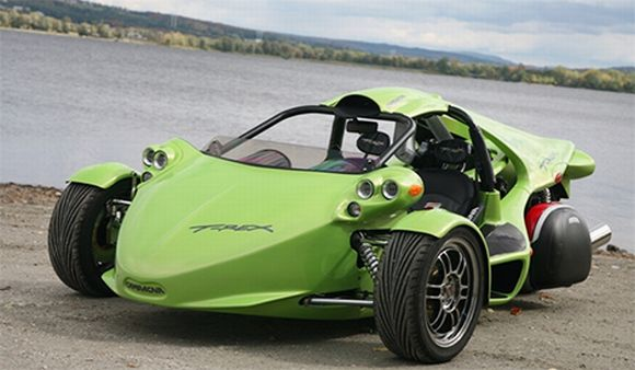 T-Rex: Power-Packed Trike for that Dizzy Ride!