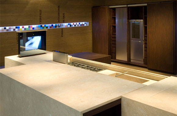 Your Kitchen Just A Click Away With TM Italia