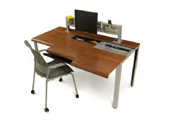 Time To Forget The Clutter, Slimdesk's Here